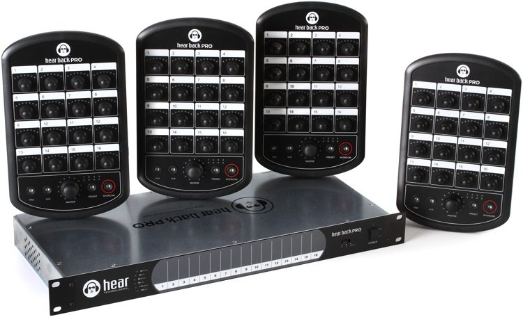 HT 16-channel