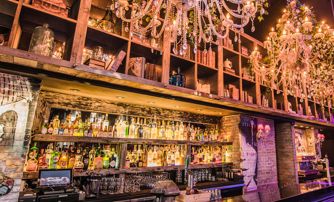 Take a look at the bar that is replacing Segafredo Brickell