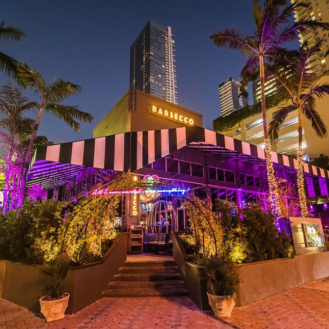 No need to hit the mega clubs. Try these new lounges and bars in Miami.