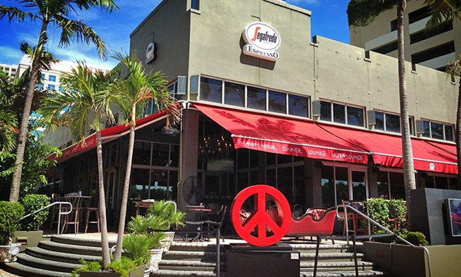 It was once a popular Brickell hangout. Now it's being replaced.