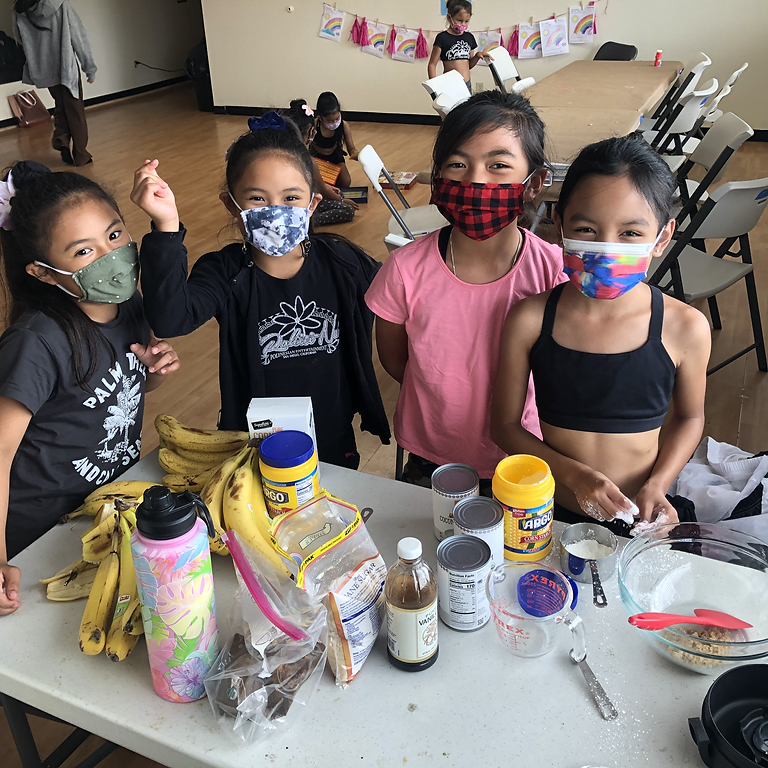 Summer Camp 2  | Ages 6-12yr