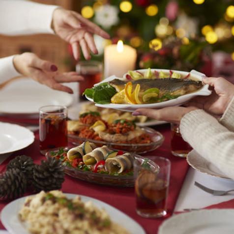 Vánoční oběd