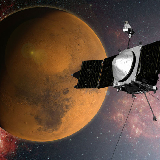 Could a huge magnet turn the Red Planet green?
