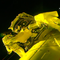 Lost in space: Astronauts lose grip on key shield component