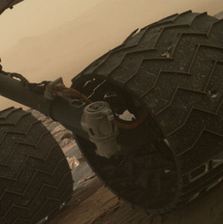 What can NASA do to save Curiosity's wheels?