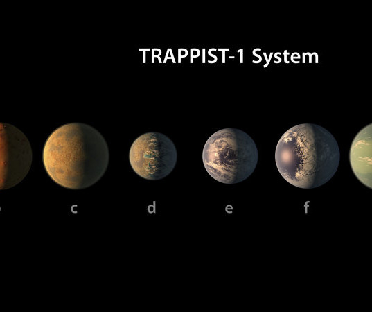 Discovery of seven Earth-like planets heats up search for life