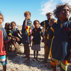 Hair apparent: Study links modern Australian Aboriginals with the continent's earliest settlers
