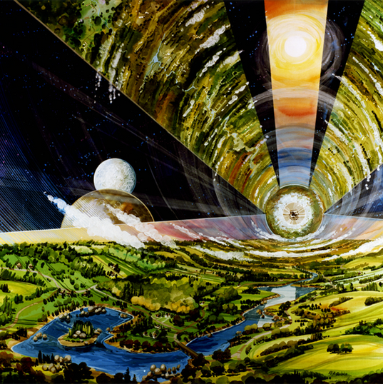 To colonize space, start closer to Earth