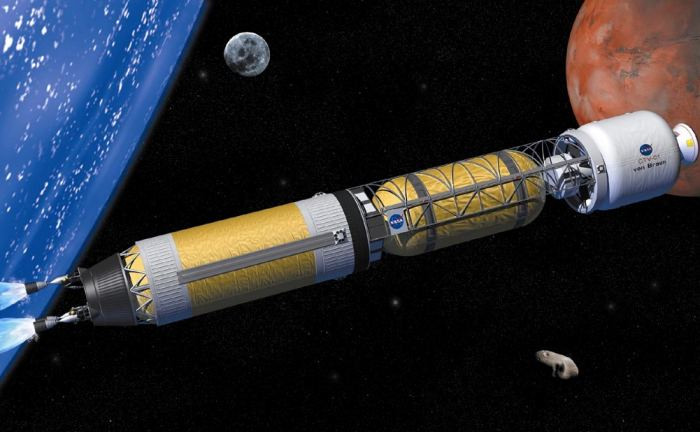 How vintage rocket tech could be NASA's ticket to Mars and beyond