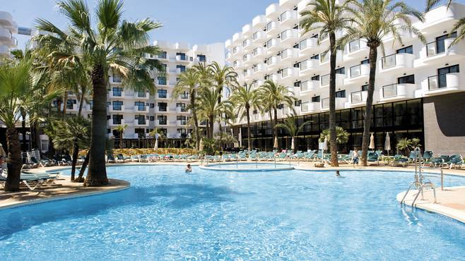 Hotel Palmera Playa Protur