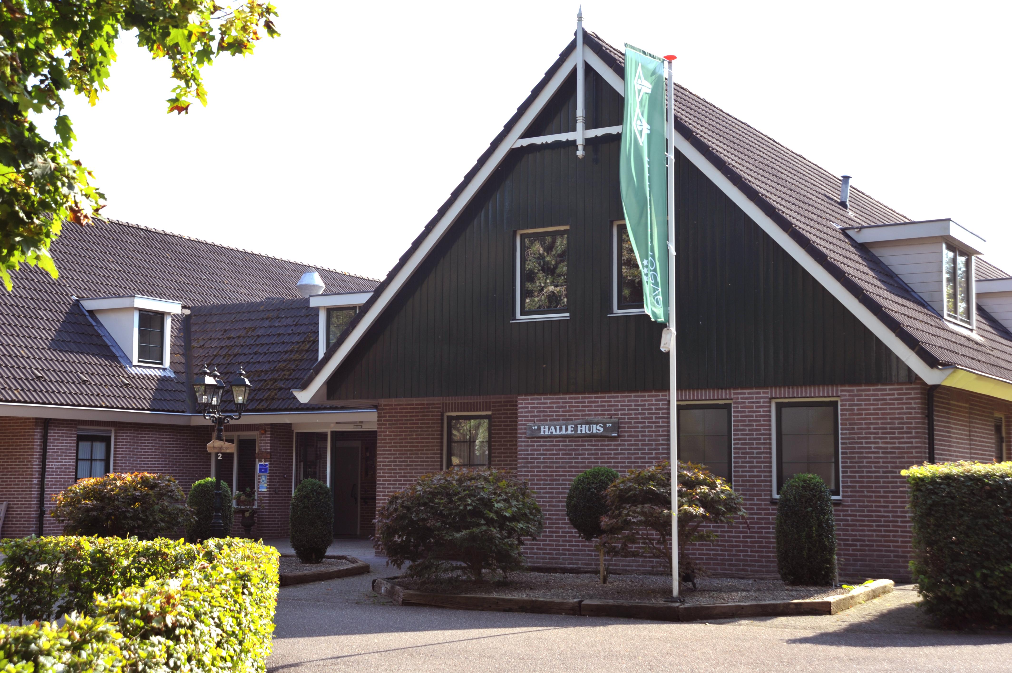 Hallehuis