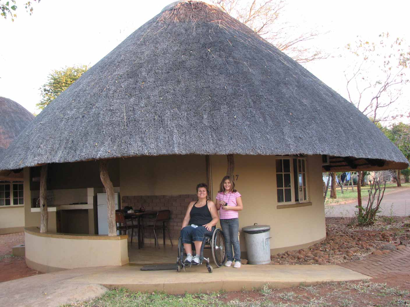 accommodatie safari