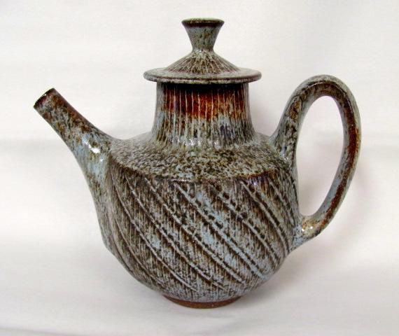 Peder Hegland teapot