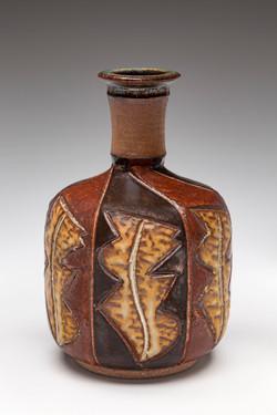Peder Hegland _Leaf Bottle_