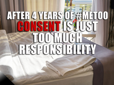 Consent is Too Much Responsibility