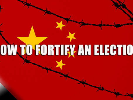 How to Fortify an Election