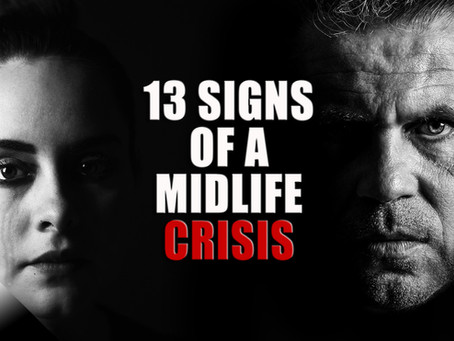 13 Signs of a Midlife Crisis