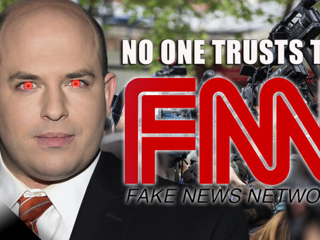 No One Trusts the Fake News Media