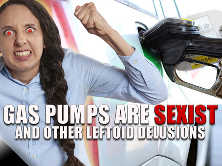 Gas Pumps Are Sexist