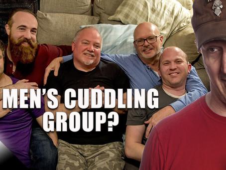 Men's Cuddling Group?