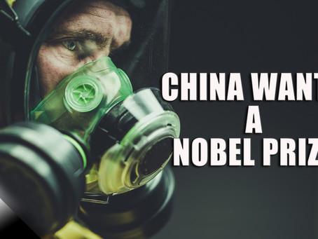 China Wants a Nobel Prize
