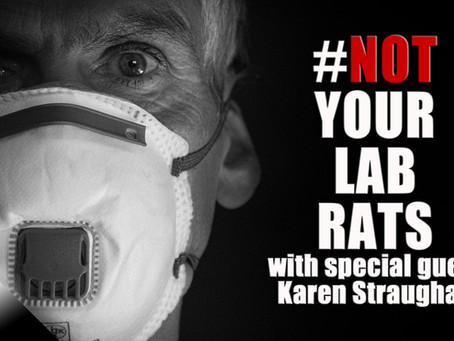 #NotYourLabRats