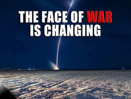 The Face of War is Changing