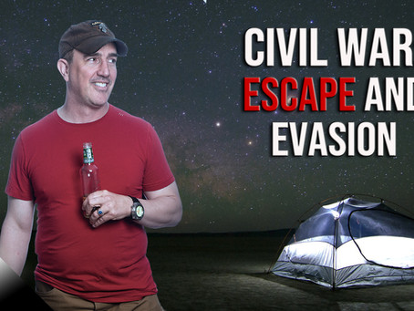 Civil War: Escape and Evasion