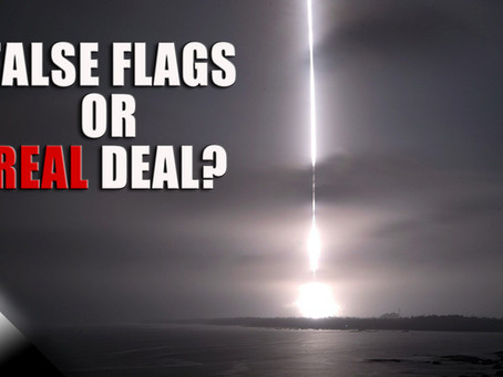 False Flags or Real Deal?
