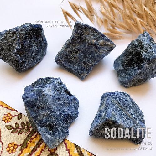 方鈉石│SODALITE