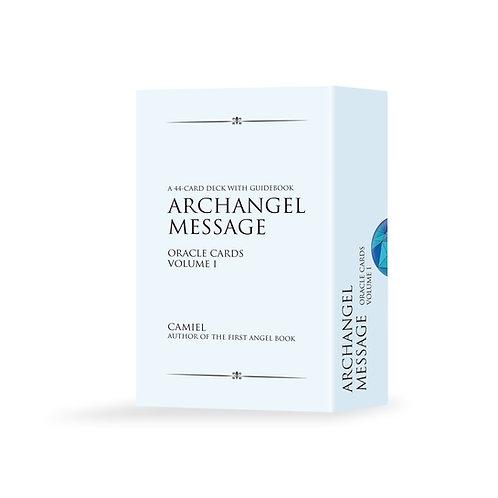 大天使訊息卡:第一輯│Archangel Message Oracle Cards : Volume 1