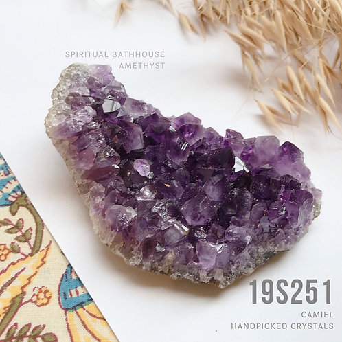 烏拉圭紫水晶│AMETHYST
