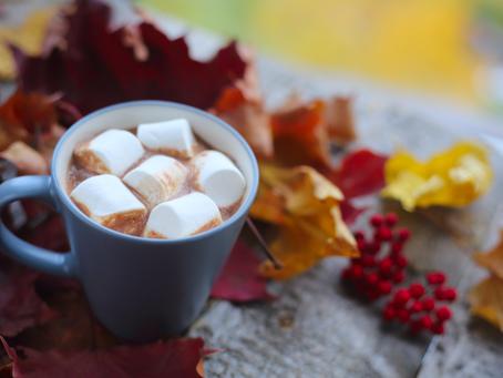 秋天:接受豐盛的慷慨賜予