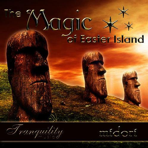 復活節島的魔法