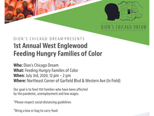 1st Annual Feeding Families of Color
