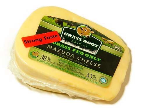Mighty Mazuda Cheese