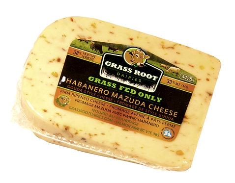 Habenero Gouda Style Cheese