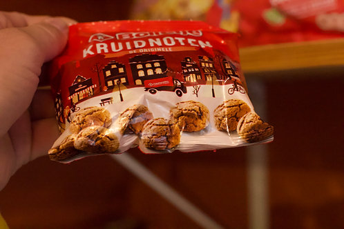 Gingerbread Nuts