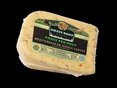 Mediterranean Gouda Cheese