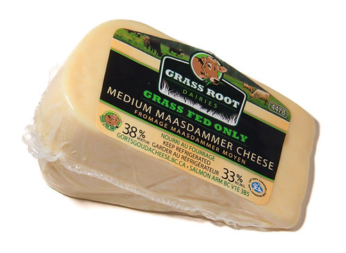 Medium Maasdammer Cheese