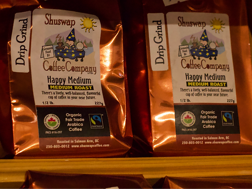 Shuswap Coffee