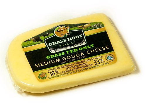Snack Pieces: Smoked Gouda Style Cheese