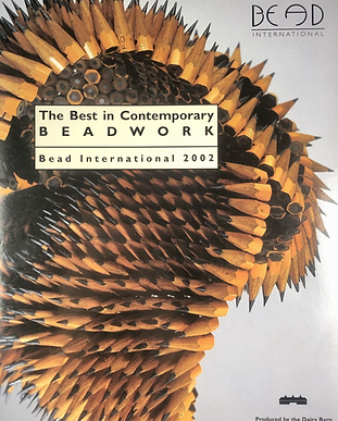 The Best in Contemporary Beadwork, Bead International 2002image1.heic