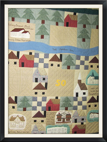 Our History Quilt