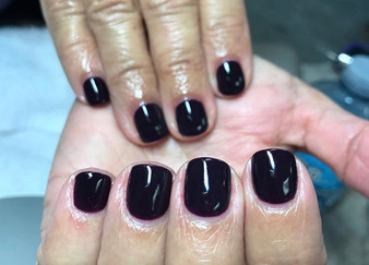 raleigh gel manicure