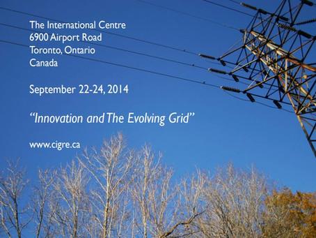 2014 CIGRÉ Canada Conference