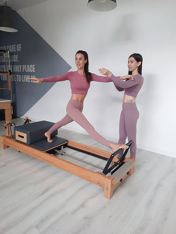 KASAA COUTURE Mila Prost Pilates by Mila