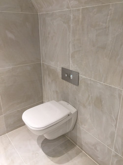 Wall Hanging toilet