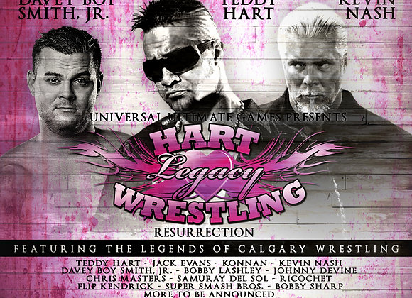 HLW RESURRECTION MARCH 26 8PM