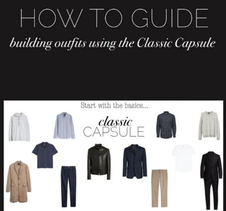 Men's Capsule Guide